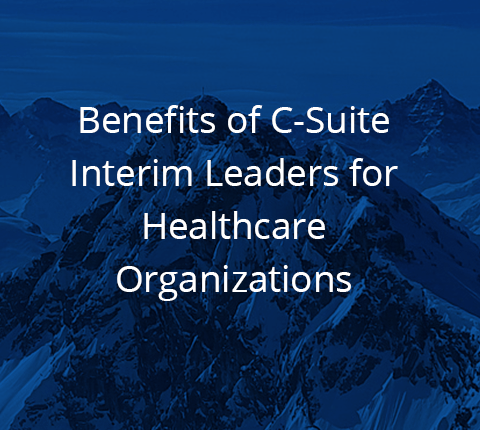 C-Suite Interim executive search