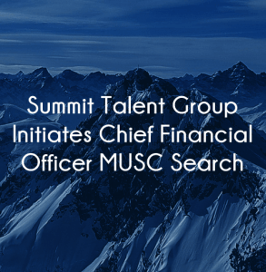 top healthcare executive search firms Summit Talent Group