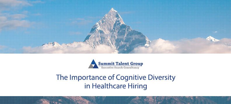 What is cognitive diversity