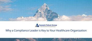 Healthcare Compliance Leader Recruiters