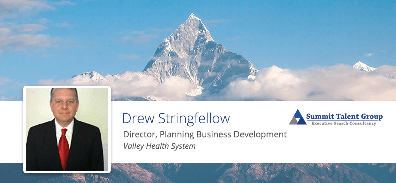 Drew Stringfellow Valley Health System
