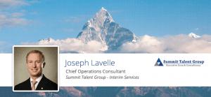Joseph Lavelle Summit Talent Group