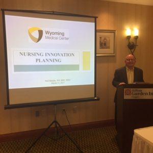 Nursing Practice Expert Neil Murphy