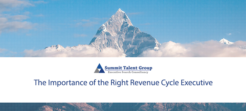 Revenue Cycle Executive Search Firm