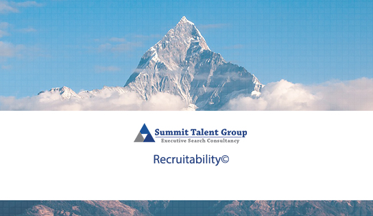 Recruitability in a Retained Search