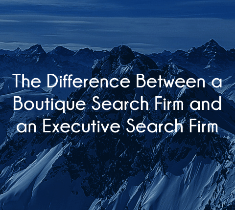 Summit Talent Group is an interim boutique search firm