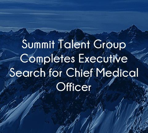 Chief Medical Officer Executive Search Firm