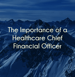 Healthcare search firm that works to place chief financial officers