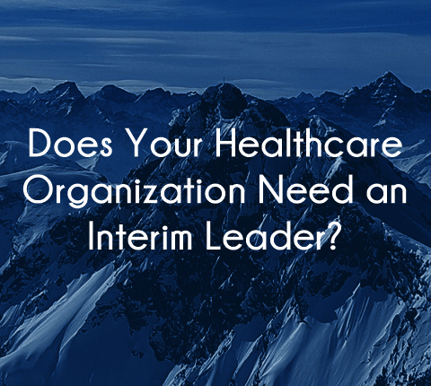 Healthcare Interim Leaders