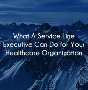 Service line management services