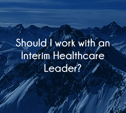 interim healthcare management jobs