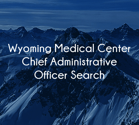 Healthcare Recruiters wokr with Wyoming Medical Center